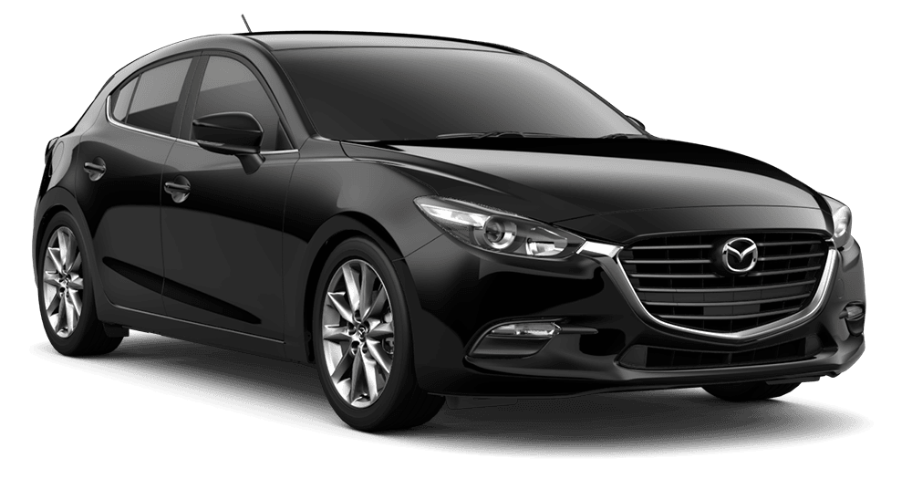 New 2018 Mazda3 Touring Hatchback