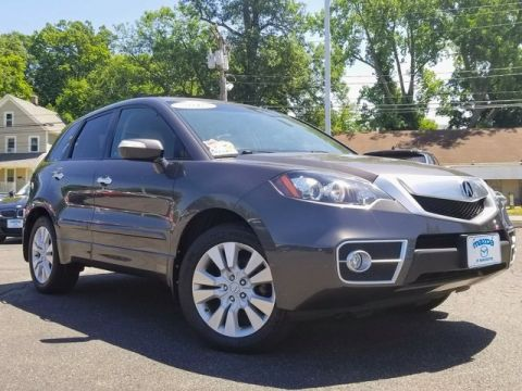 Pre-Owned 2010 Acura RDX Base