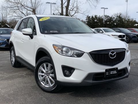 Pre-Owned 2015 Mazda CX-5 Touring w/ Moonroof & Bose