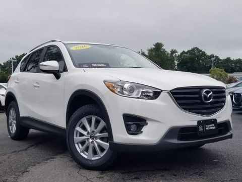 Certified Pre-Owned 2016 Mazda CX-5 Touring w/ Moonroof & Bose