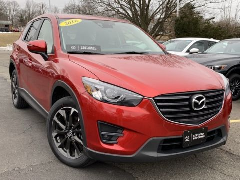 Certified Pre-Owned 2016 Mazda CX-5 Grand Touring w/ Technology Package