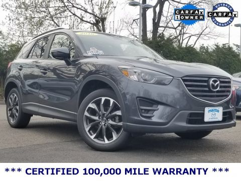 Certified Used Mazda CX-5 Grand Touring w/ Technology Package