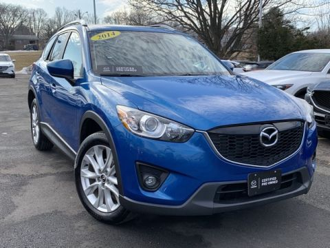 Pre-Owned 2014 Mazda CX-5 Grand Touring w Technology Package