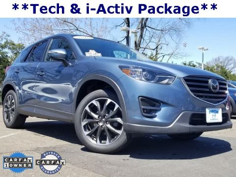 Certified Used Mazda CX-5 Grand Touring w/ Technology & i-Activ Package