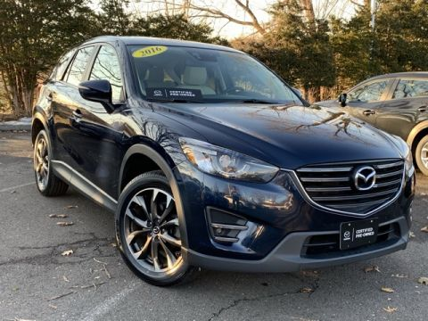 Certified Pre-Owned 2016 Mazda CX-5 Grand Touring Technology Package