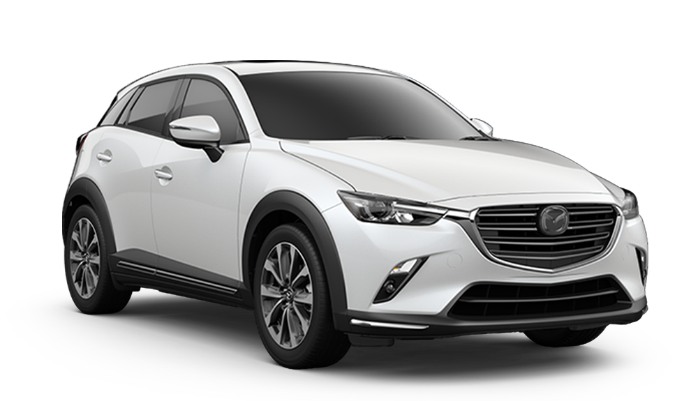 New 2019 Mazda CX-3 Grand Touring w/ Premium Package