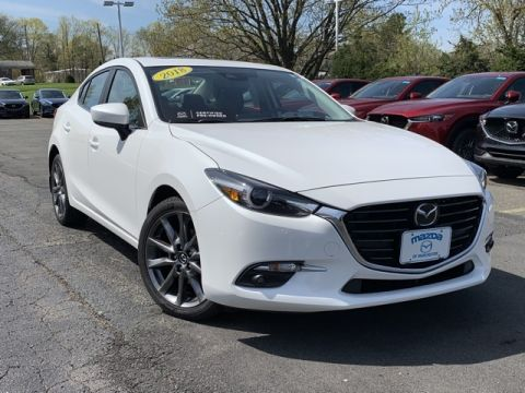 Certified Pre-Owned 2018 Mazda3 Grand Touring Premium Equipment