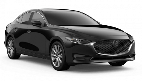 New 2019 Mazda3 w/Preferred Pkg
