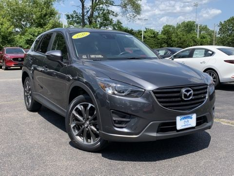 Certified Pre-Owned 2016 Mazda CX-5 Grand Touring w/Technology Package