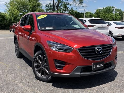 Pre-Owned 2016 Mazda CX-5 Grand Touring Technology Package